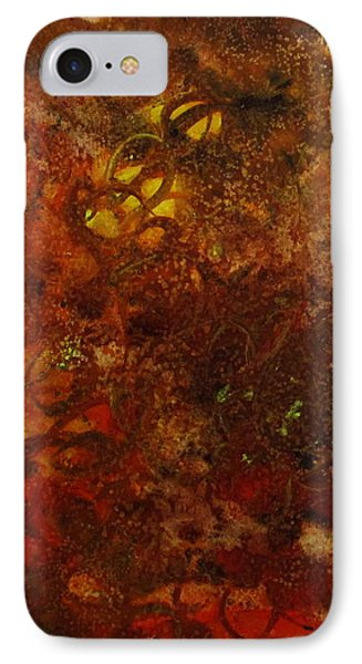 Autumn Abstract IPhone Case