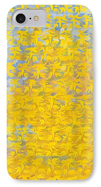 Autumn Acer IPhone Case by Leigh Glover
