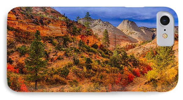 Autumn Arroyo IPhone Case by Greg Norrell