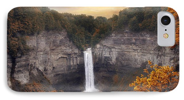 Autumn At Taughannock IPhone Case by Jessica Jenney