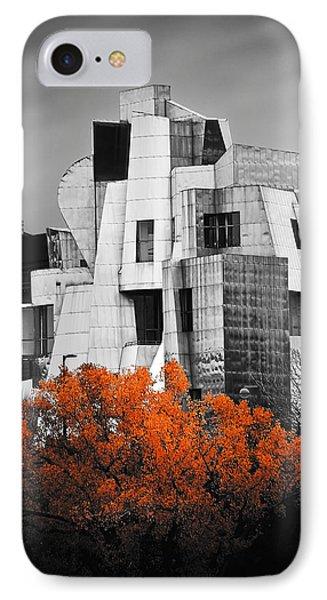 autumn at the Weisman IPhone 7 Case by Matthew Blum