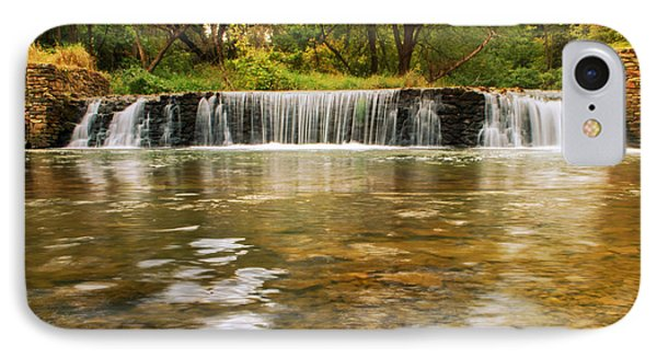 Autumn At Valley Creek IPhone Case