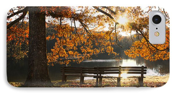 Autumn Beauty Phone Case by Debra and Dave Vanderlaan