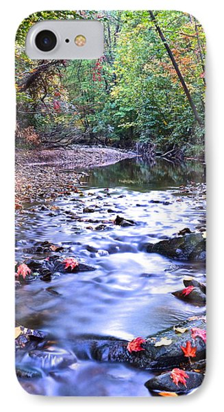 Autumn Begins Phone Case by Frozen in Time Fine Art Photography