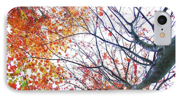 Autumn Bleeds IPhone Case
