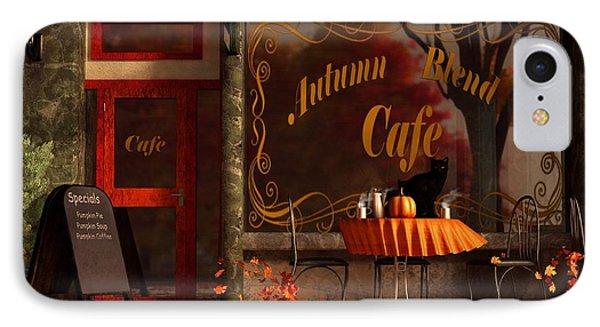 Autumn Blend Phone Case by Daniel Eskridge