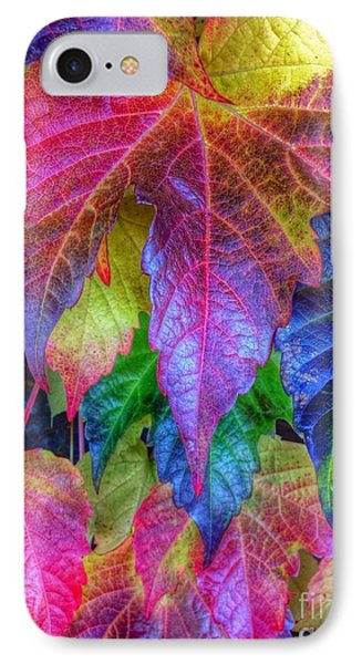 Autumn Bold IPhone Case