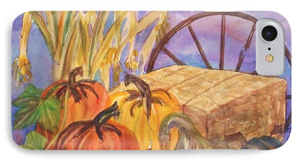 Autumn Bounty Phone Case by Ellen Levinson