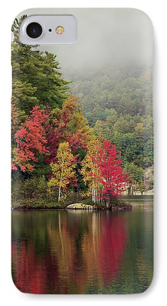 Autumn Breath Phone Case by Evelina Kremsdorf