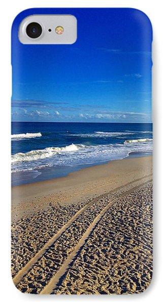 Autumn Carolina Beach IPhone Case