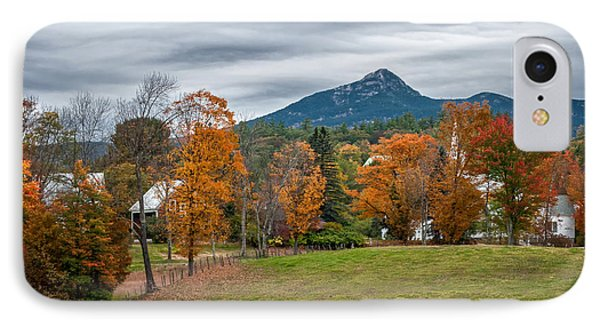 Autumn Chocorua IPhone Case by Scott Thorp