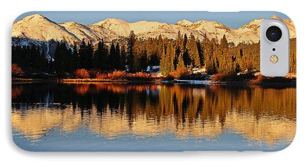 Autumn Colors At Molas IPhone Case