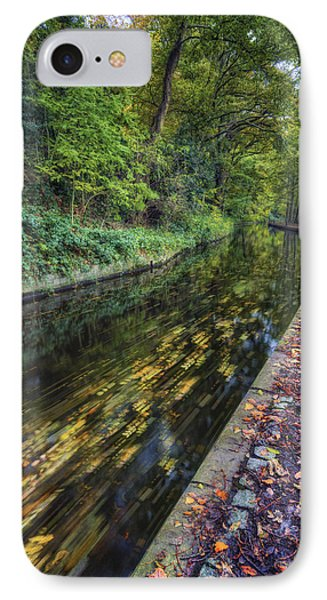 Autumn Colours Passing Phone Case by Ian Mitchell