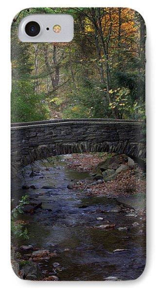 Autumn Creek Phone Case by J Allen