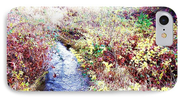 Autumn Creek IPhone Case