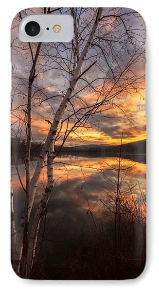Autumn Dawn IPhone Case by Bill Wakeley