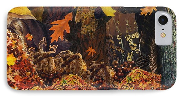 Autumn Phone Case by Denise Mazzocco