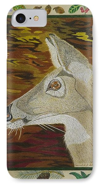 Autumn Doe   IPhone Case
