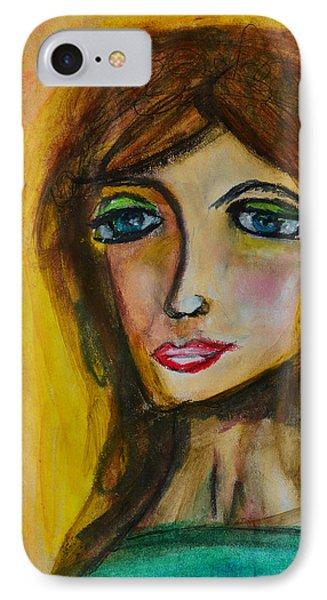 Autumn IPhone Case by Donna Blackhall