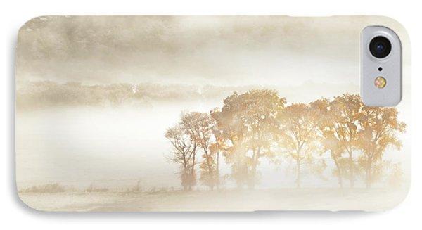 Rocky Mountain iPhone 7 Case - Autumn Dreams by John Fan