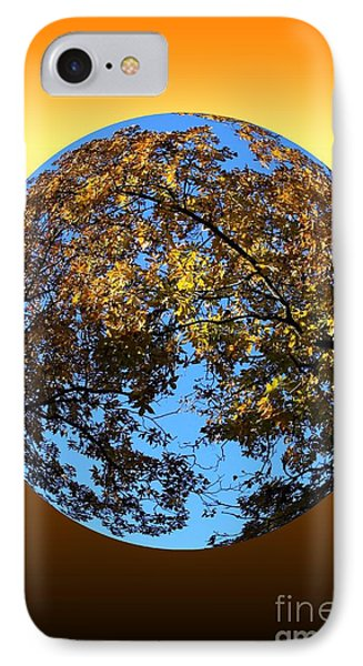 Autumn Ecstacy IPhone Case