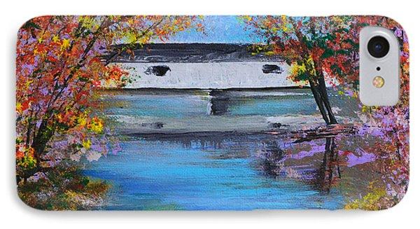 Autumn Evening Phone Case by Alys Caviness-Gober