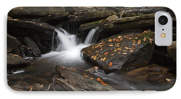 Autumn Falls IPhone Case by John Stephens