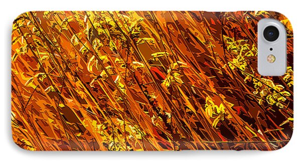 Autumn Field IPhone Case by Brian Stevens