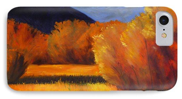 Autumn Field IPhone 7 Case