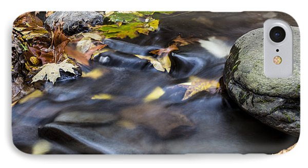 Autumn Flow IPhone Case by Andrew Pacheco