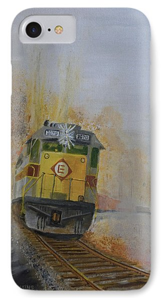 Autumn Fog Phone Case by Christopher Jenkins