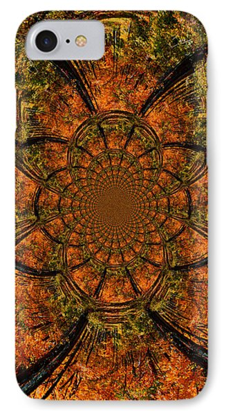 Autumn Forest IPhone Case by Dan Sproul