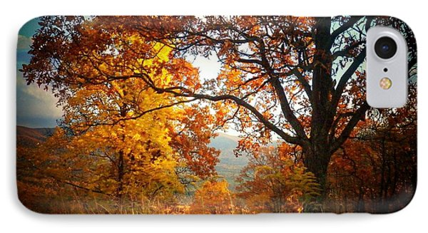 Autumn Glory IPhone Case by Joyce Kimble Smith
