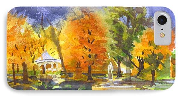 Autumn Gold Phone Case by Kip DeVore