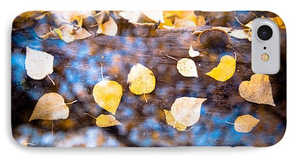Autumn Gold IPhone Case