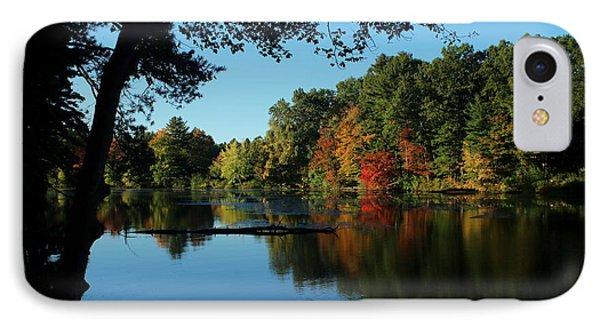 Autumn Grotto IPhone Case
