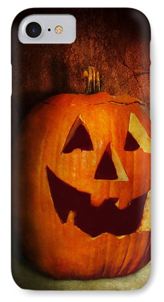 Autumn - Halloween - Jack-o-lantern  IPhone Case