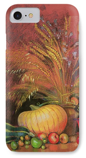 Autumn Harvest IPhone Case by Claire Spencer