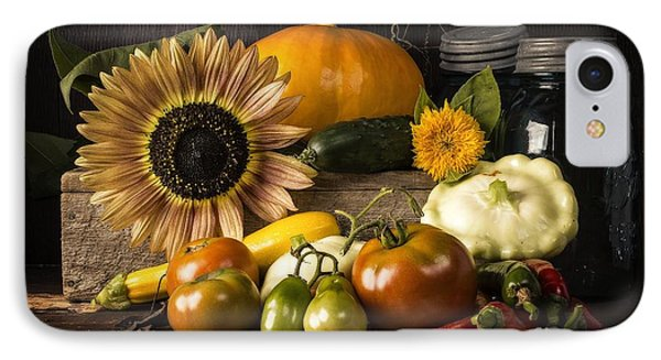 Autumn Harvest IPhone Case by Edward Fielding