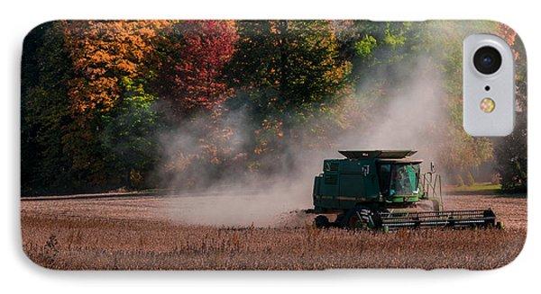 Autumn Harvest Phone Case by Gene Sherrill