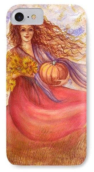 Autumn Harvest Phone Case by Sheri Lauren Schmidt