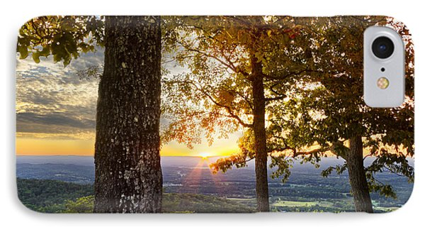 Autumn Highlights Phone Case by Debra and Dave Vanderlaan