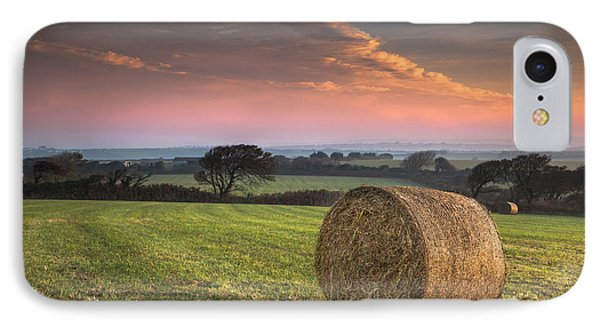 Autumn In Cornwall Phone Case by Christine Smart