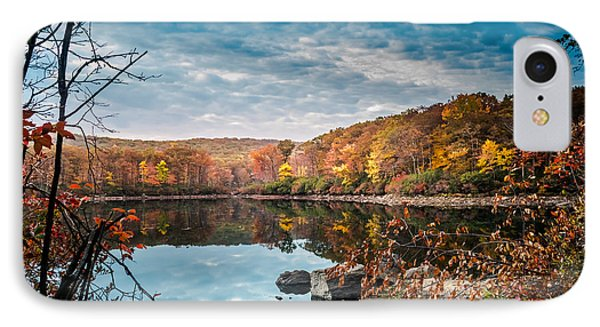 Autumn In Harriman State Park IPhone Case