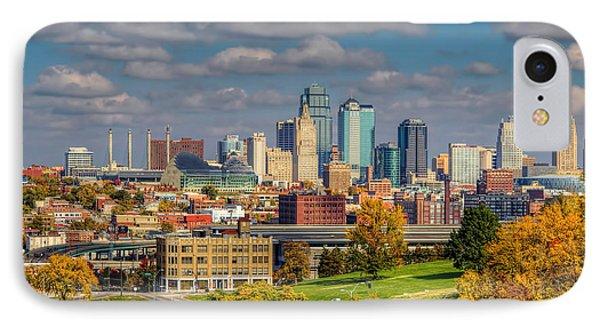 Autumn In Kansas City IPhone Case