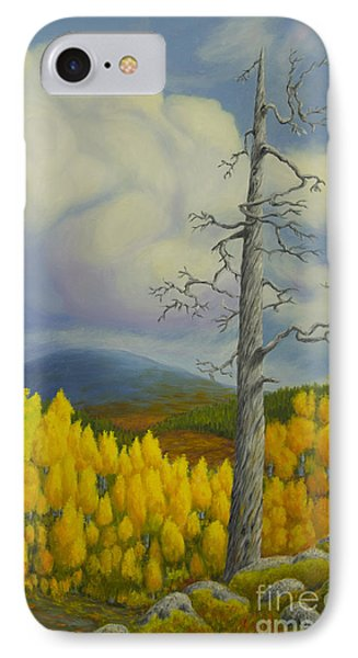 Autumn In Lapland IPhone Case by Veikko Suikkanen