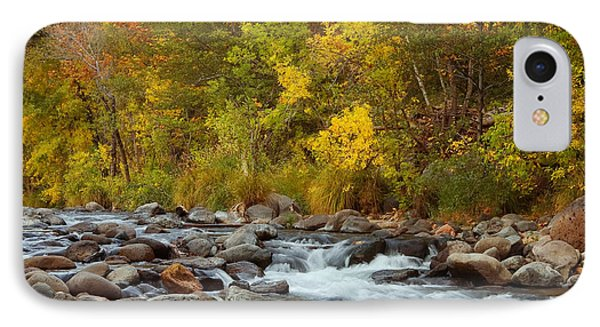Autumn In Oak Creek Canyon IPhone Case
