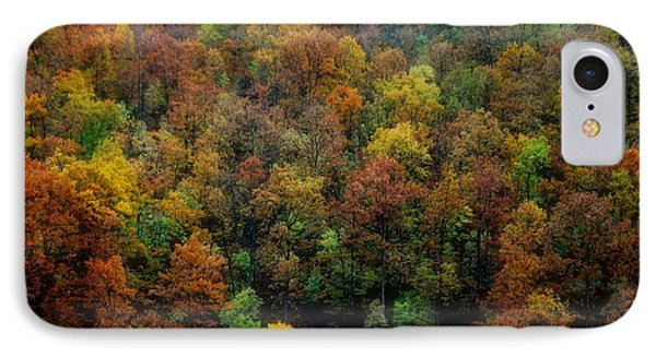 IPhone Case featuring the photograph Colours Of Autumn by Marija Djedovic