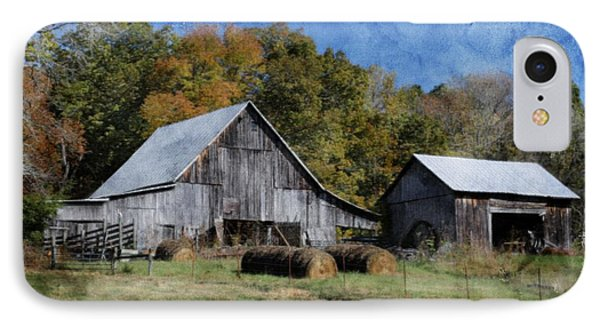 Autumn In Tennessee IPhone Case by Benanne Stiens