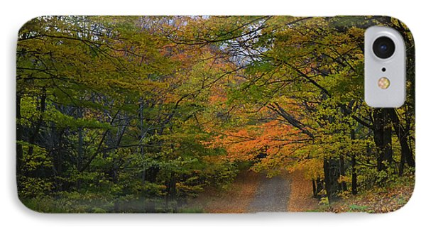 Autumn In The Caledon Hills IPhone Case by Gary Hall